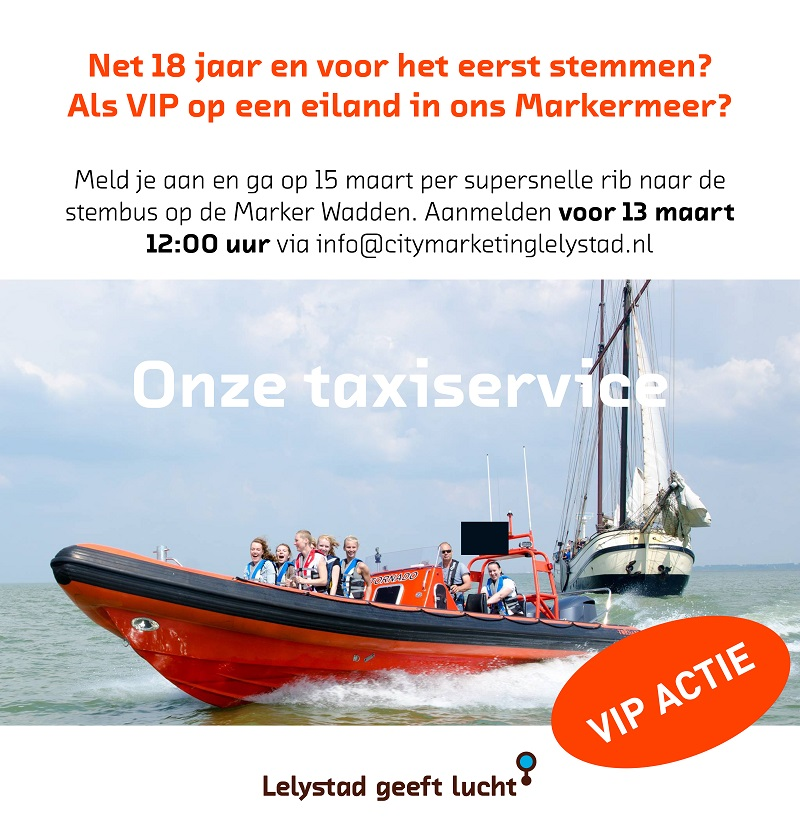 Onze taxiservice